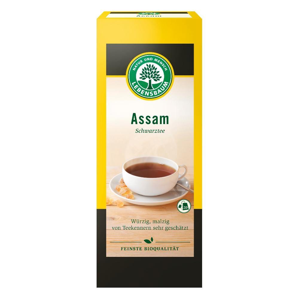 Ceai negru Assam x20 plicuri