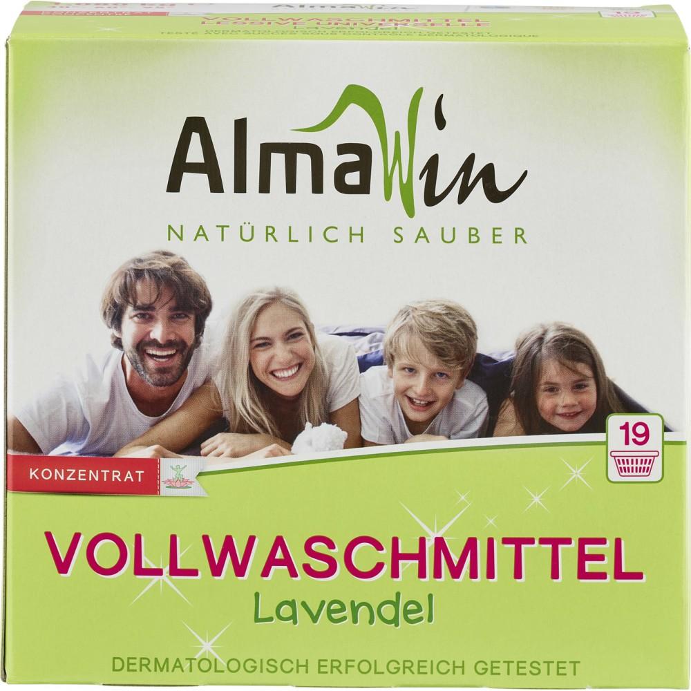 Detergent pudra universal cu lavanda
